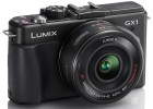 Panasonic Lumix GX1 MFT camera black X series power zoom lens