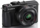 Panasonic Lumix GX1 MFT camera black X series power zoom lens