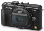 Panasonic Lumix GX1 MFT camera black 3D lens
