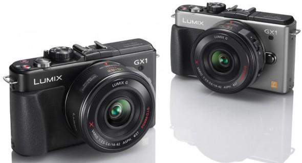 Panasonic Lumix GX1 MFT digital camera