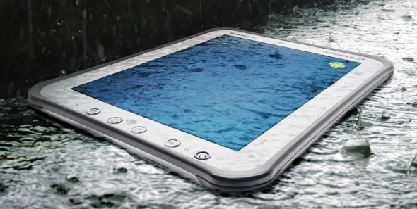 Panasonic Toughpad A1 rugged Android tablet
