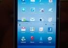 Sony Ericsson Xperia Arc HD (a.k.a. Nozomi) app drawer