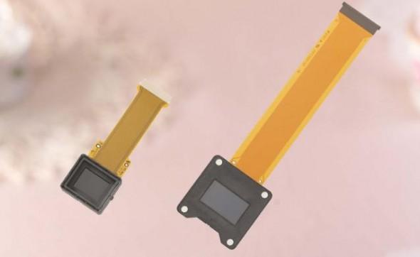 Sony OLED panels ECX331A and ECX332A