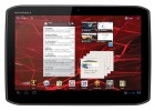 Motorola XOOM 2 10.1-inch Android tablet - Home screen, front