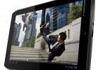 Motorola XOOM 2 Media Edition 8.2-inch Android tablet - Movie, side