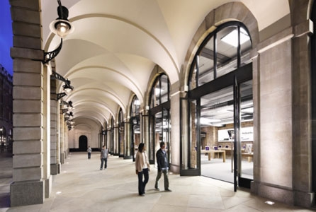 Apple Store in Covent Garden, London
