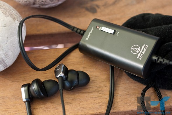 Audio-Technica ATH-ANC23 in-ear headphones