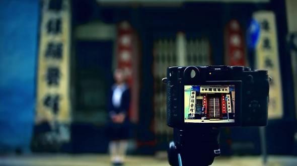 Fujifilm X10 commercial