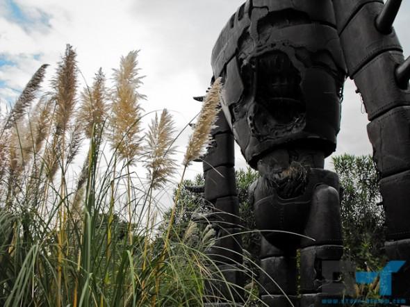 Ghibli museum - Laputa: Castle in the Sky robot