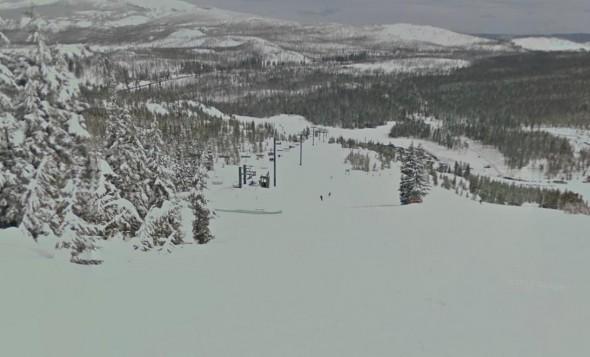 Hoodoo ski resort, Oregon