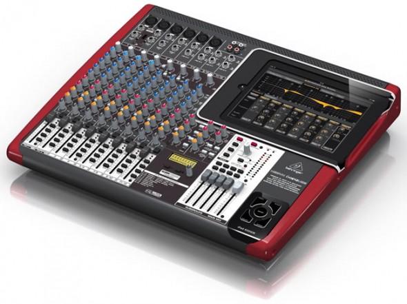 Behringer iX1642USB iPad mixer