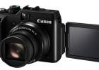 Canon Powershot G1 X digital camera articulating LCD