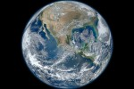 NASA 64-megapixel photo of the earth