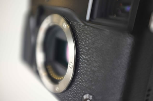 Fujifilm X-series interchangeable lens mirrorless camera system LX10 / X-Pro1 mount