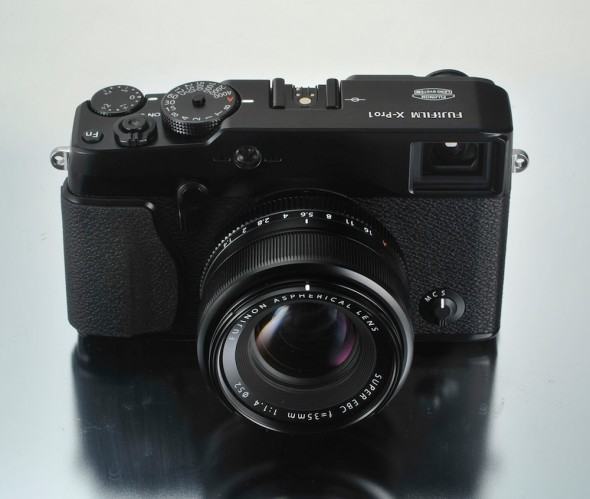 Fujifilm X-Pro1 digital camera