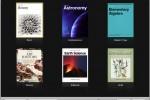 iBook Author: template chooser