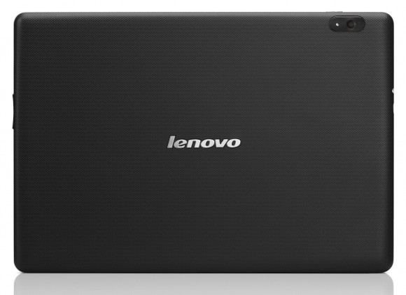 Lenovo IdeaTab S2 10.1-inch Android tablet back