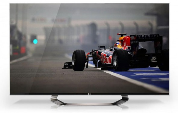 LG LM9600 Cinema 3D Smart TV