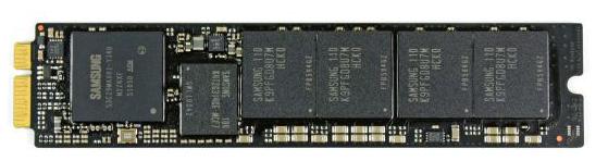 MacBook Air Samsung 470 series controller SSD
