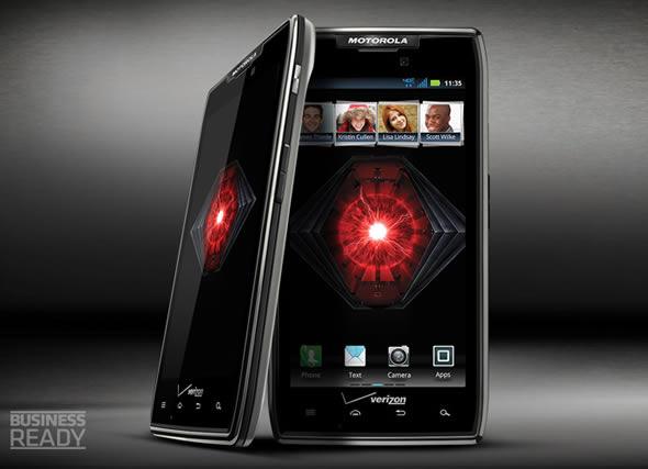 Motorola Droid Razr Maxx Android smartphone