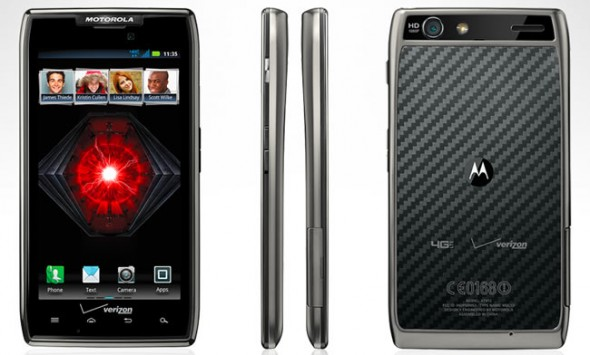 Motorola Droid Razr Maxx - all views