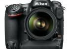 Nikon D4 full-frame DSLR front