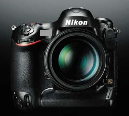 Nikon D4 full-frame DSLR leak