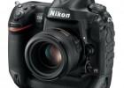 Nikon D4 full-frame DSLR side