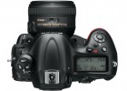 Nikon D4 full-frame DSLR top