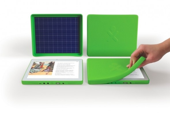 OLPC XO 3.0 tablet actual images