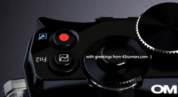 Olympus OM-D leaked image - right side
