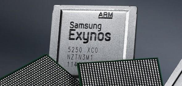 Samsung Exynos 5250 SoC