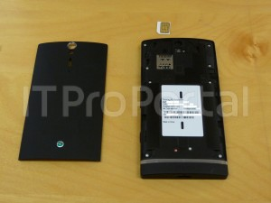 Sony Ericsson Xperia HD Nozomi leak