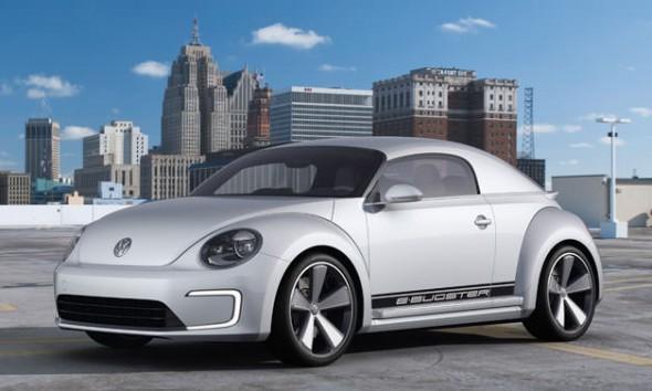 Volkswagen E-Bugster concept car