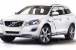 Volvo XC60 plug-in hybrid car