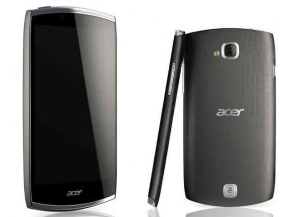 Acer CloudMobile 4.3-inch HD Android 4.0 smartphones