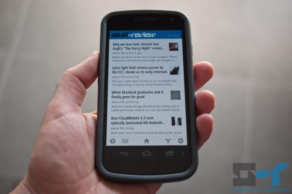 Case-Mate POP! case for Galaxy Nexus - front