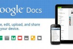 Google Docs Android app