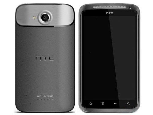 HTC Endeavor a.k.a. One X leaked render