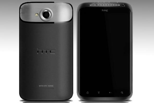 HTC Endeavor leaked image