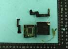 Lytro light field camera internals: sensor