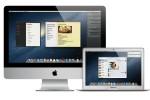 Mac OS X Mountain Lion sneak peak