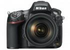 Nikon D800 full-frame DSLR - front