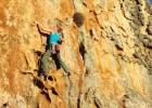 Nokia 808 sample image: rock climbing