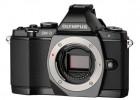 Olympus OM-D E-M5 MFT digital camera - front - sensor