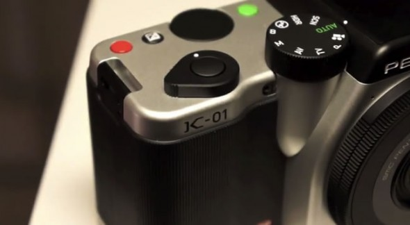 Pentax K-01 MILC hands-on