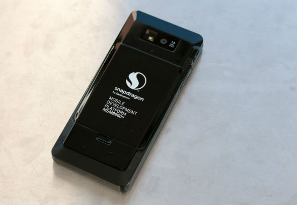 Qualcomm Snapdragon S4 Mobile Development Platform - MSM8960