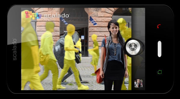 Scalado Remove mobile device imaging software