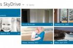 Windows 8 SkyDrive integration - Metro style app