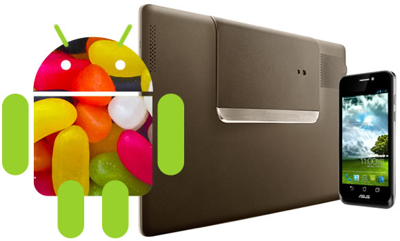 Android Jelly Bean and ASUS Padfone